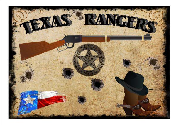 Texas Rangers Sign