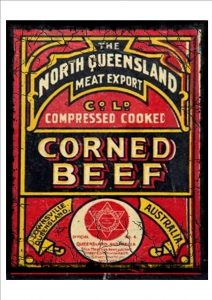 Corned Beef Sign