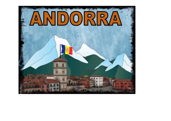 Andorra Sign