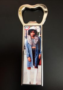 Personal Photo Bottle Opener Slim