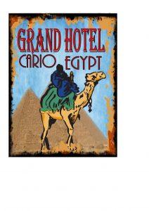 Cairo Sign