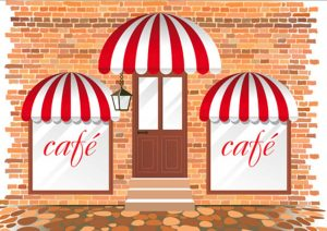 Cafe Restaurant and Kitchen Plaques