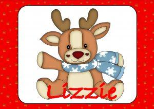 Cute Reindeer design