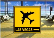 Airport Las Vegas Sign