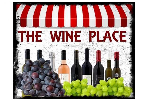 The Wine Place Sign