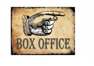 Theatre Box Office Sign