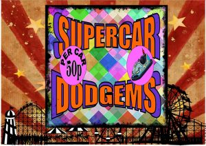 Dodgems Plaque