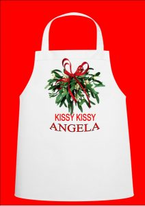 Personalised Chefs Apron