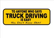 Truckers Sign