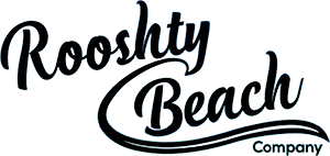 The Rooshty Beach Company logo