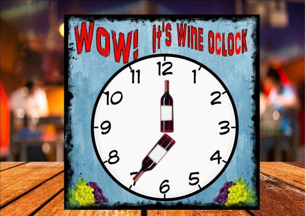 Wine O'clock
